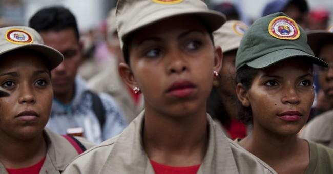 AP Explains: Standoff, sick economy drive Venezuelan crisis