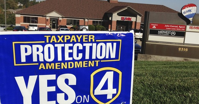Tax on a haircut? Missouri voters weigh sales tax limits