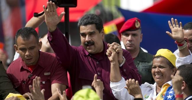 Some of Venezuela's opposition begin talks with president