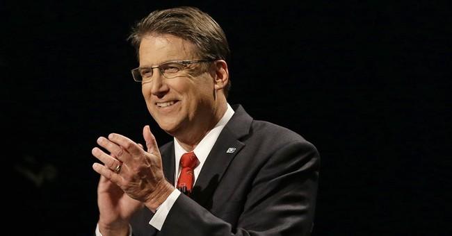 LGBT law, hurricane jostle close N. Carolina governor's race