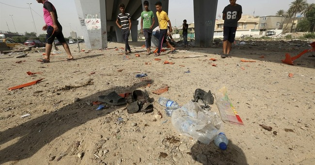 Shiite militias join the battle as Iraqis push toward Mosul