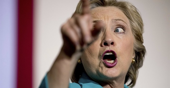 Clinton pushes back against 'unprecedented' new FBI review