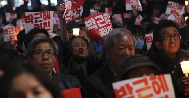 The Latest: S. Korean president nominates new prime minister