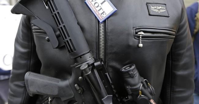 4 states to weigh tougher gun control in Nov. 8 election