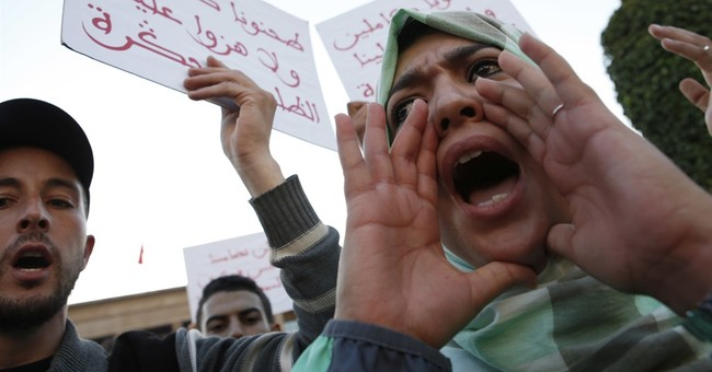Moroccan fish vendor's death sparks protests against police