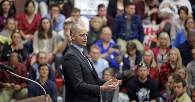 White House Brief: Things to know about Evan McMullin