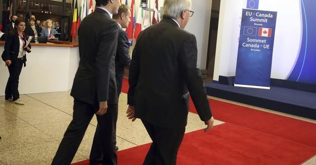 EU-Canada sign long-delayed trade pact