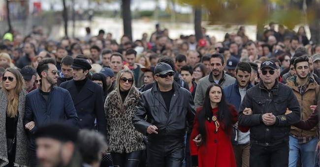 Romania marks a year since deadly nightclub fire