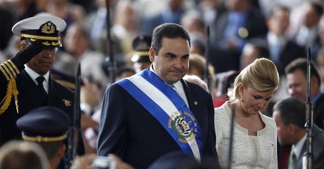 Police in El Salvador arrest former President Tony Saca