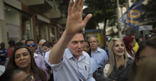 Evangelical bishop wins runoff election for Rio mayor