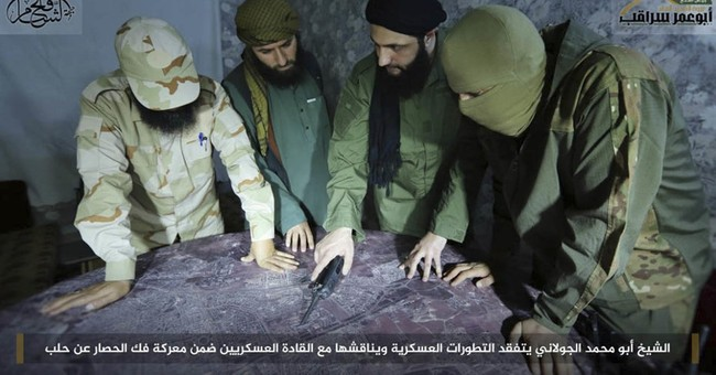 Syria rebels keep up offensive on western Aleppo