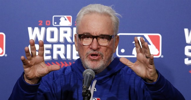 Joe Knows: Maddon mania over management of Chicago Cubs