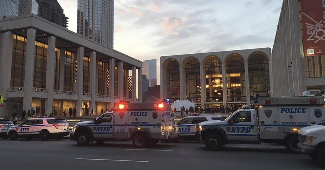 Powder sprinkled into opera pit may have been human ashes