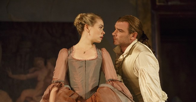 Review: NYC revival of 'Les Liaisons Dangereuses' crackles