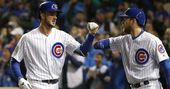 Column: Bryant HR stirs Cubs comeback talk: 'Why not us?'