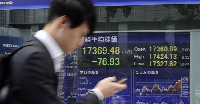 US political uncertainty weighs on global stocks