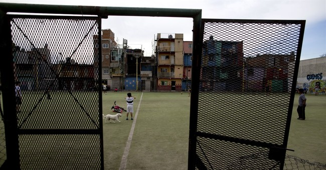 Macri's 'zero poverty' promise a distant goal for Argentina