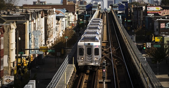 The Latest: Transit workers in Philadelphia on strike