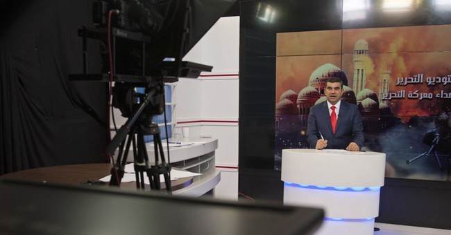 Iraq TV call-in show gives glimpse inside IS-held Mosul