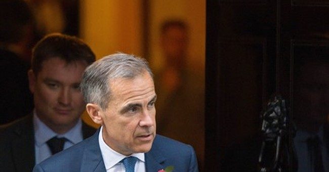 Bank of England Governor Carney to stay through June 2019