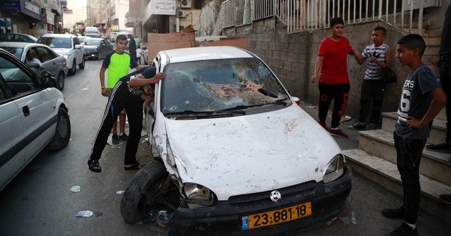 Palestinian accused of negligent homicide in police shooting