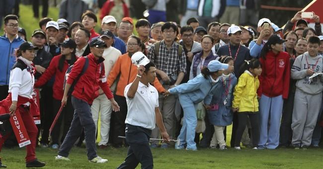 Hideki Matsuyama leaves Japan to conquer the world