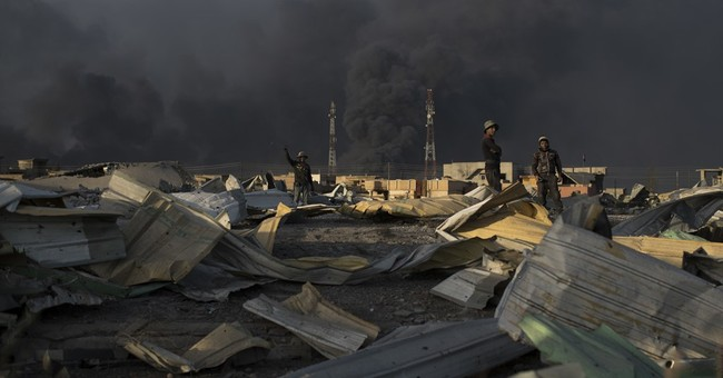 Mosul Today: Iraqi forces take last village east of Mosul