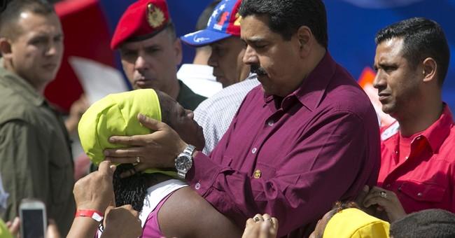 Foes in Venezuela's political crisis agree to cool rhetoric