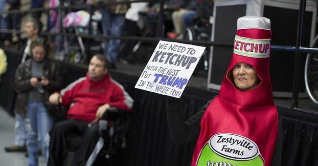 The Latest: Kasich casts presidential vote for John McCain