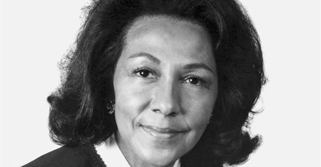 California's first female black judge dies at 96