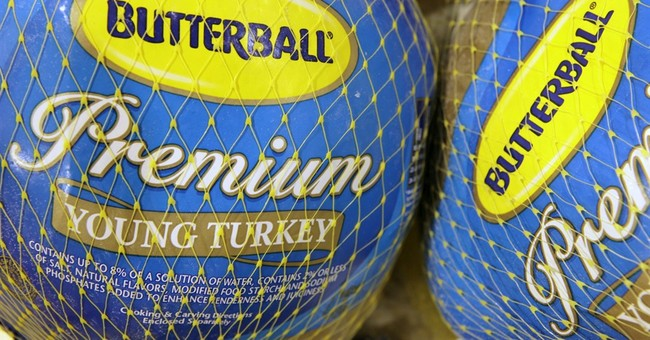 Forgot 2 defrost: Butterball gives Thanksgiving help by text