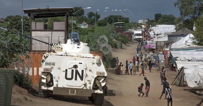 UN chief fires general in South Sudan after harsh report