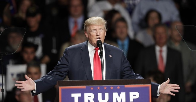 The Latest: Nevada Senate candidate may reverse on Trump