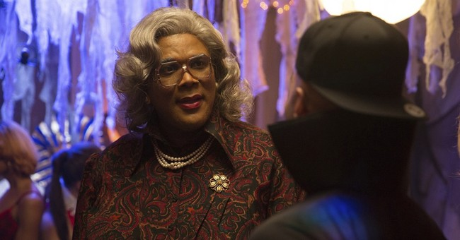 Tyler Perry says 'Boo!' is distraction America needs now