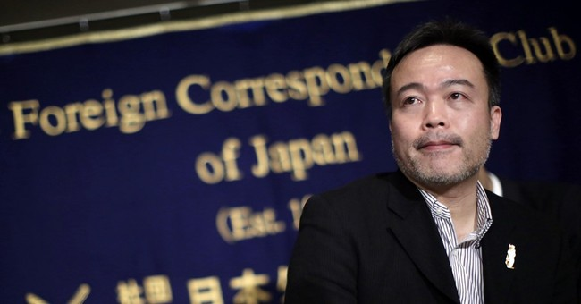 Kurdish authorities detain Japanese journalist in Iraq