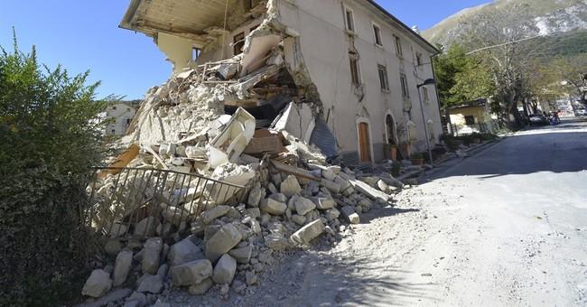 Explaining new jolts rattling earthquake-ravaged Italy