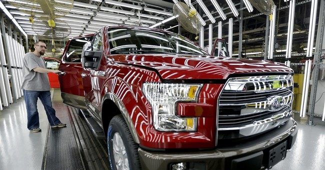 US factory activity picked up in October