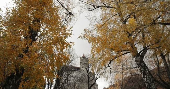 Romania: 2 Canadians survive a night at Dracula's Castle