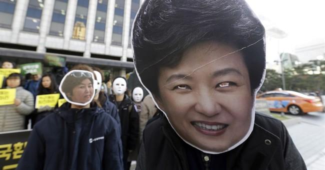 AP Explains: What's behind S. Korea's surreal scandal