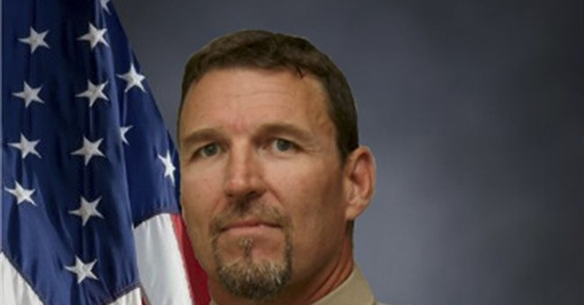 California officer killed by shot fired from colleague's gun