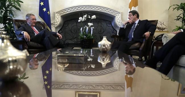 European bailout head hopeful on Greek debt relief this year