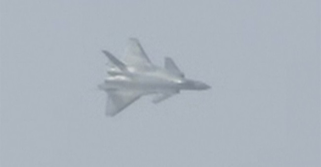 China's J-20 stealth fighter makes public air show debut