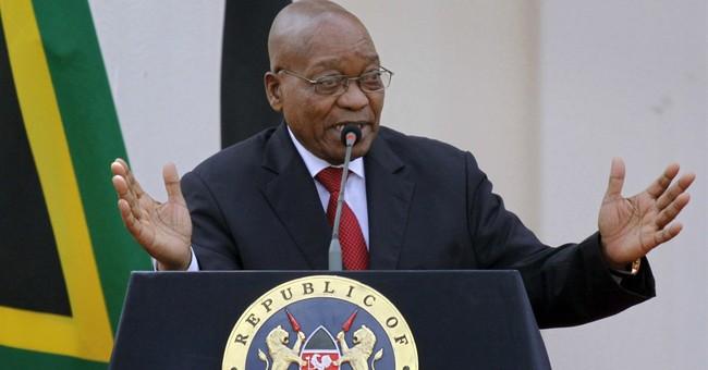 Nelson Mandela Foundation says Zuma is failing in duties