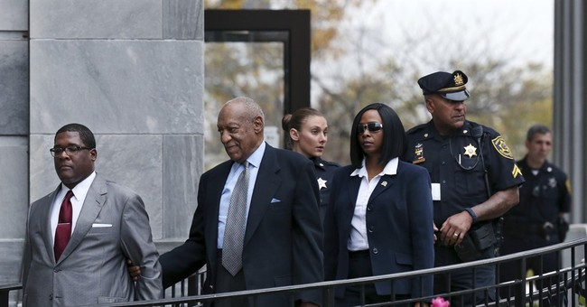 Cosby lawyers say comedian is too blind to defend himself