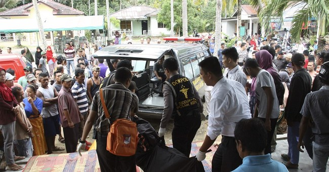 Death toll in Indonesia boat sinking jumps to 38