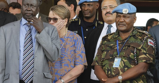 Kenya accuses UN of targeting general fired in South Sudan