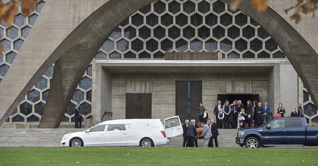 Singer Bobby Vee recalled as 'ambassador of joy' at funeral