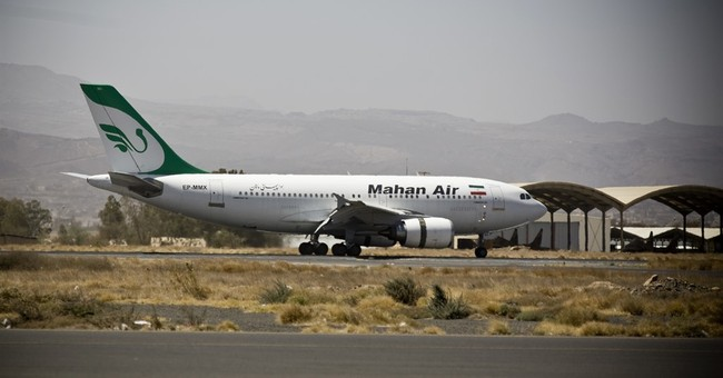US, Europe at odds over Revolutionary Guard-backed airline