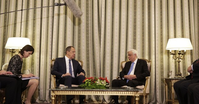 Russia's foreign minister: US can't solve world crises alone