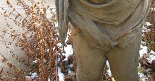 Statues damaged by elements in Alaska return for new exhibit